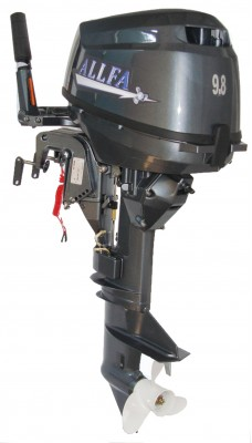 4-хтактный мотор ALLFA F9,8