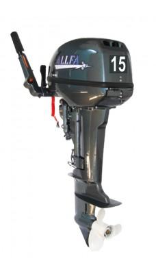 2-хтактный лодочный мотор ALLFA T15