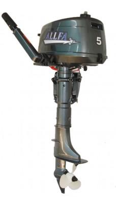 2-хтактный мотор ALLFA T5