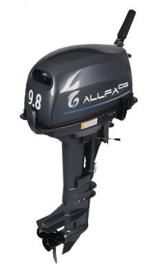2-хтактный мотор ALLFA CG 9.8